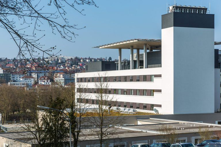 Klinikum Pforzheim: refurbishment and expansion