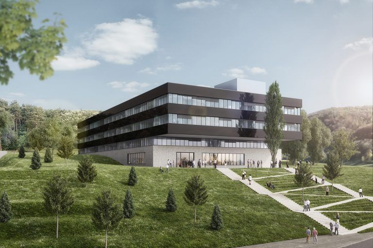 Präklinisches Zentrum für Molekulare Signalverarbeitung PZMS, Homburg