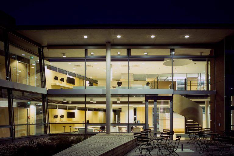 Erweiterung Max-Planck-Institut, Dresden