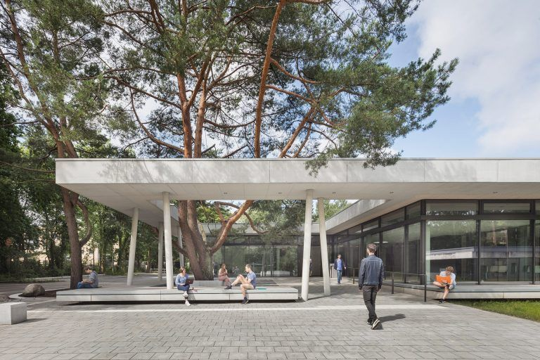 Physik-Schullabor «Light & Schools», Hamburg