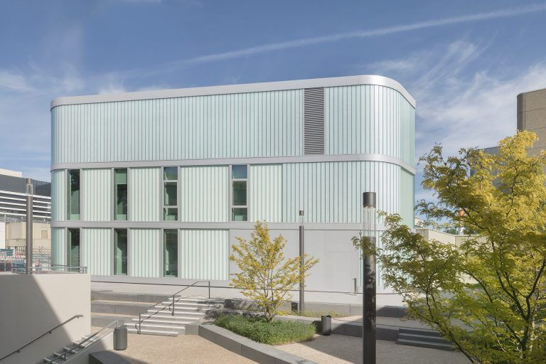 Neubau Isotopenlabor, Universität zu Lübeck
