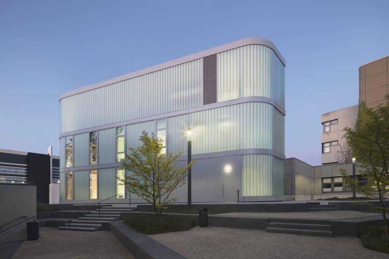 New Isotope Laboratory, Universität zu Lübeck