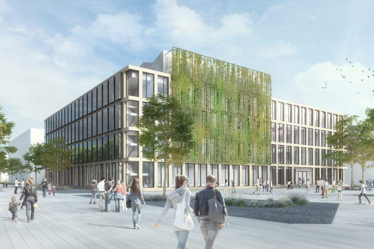 Neubau CeTEB, Christian-Albrechts-Universität zu Kiel