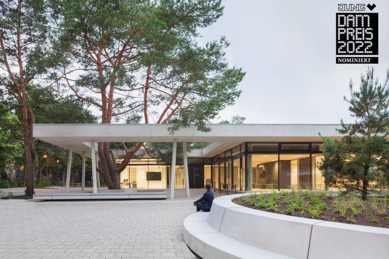 Nominated – DAM Prize for Architecture 2022