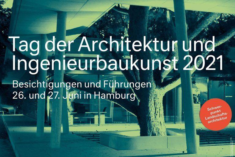 Tag der Architektur 2021 in Hamburg