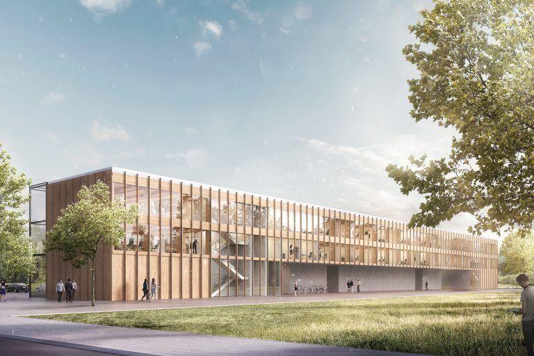 Fraunhofer Institutsgebäude IAPT, Hamburg